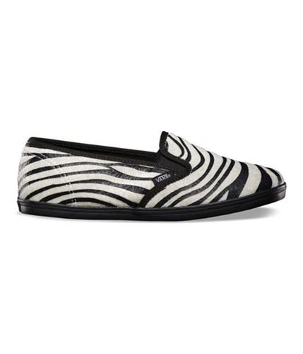Vans Unisex Otw Lo Pro Zebra Sneakers whiteblack M3.5 W5