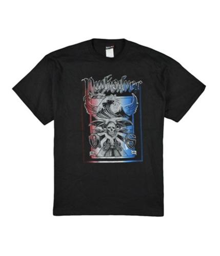 Quiksilver Mens Screenprint Graphic T-Shirt black L