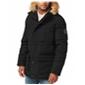 Tommy Hilfiger Mens Full Zip Snorkel Coat