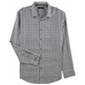 Alfani Mens Houghson Dobby Button Up Shirt
