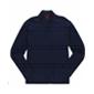 Alfani Mens Slim Fit Thermal Sweater