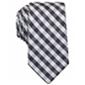 Perry Ellis Mens Williams Check Classic Necktie