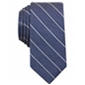 Bar Iii Mens Stripe Necktie