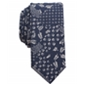 Bar Iii Mens Patchwork Necktie