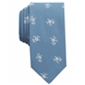 Bar Iii Mens Foral Necktie