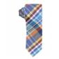 Bar Iii Mens Higgins Plaid Necktie