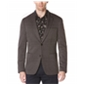 Perry Ellis Mens Knit Two Button Blazer Jacket