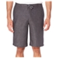 Perry Ellis Mens Linen Chambray Casual Walking Shorts