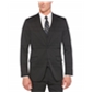 Perry Ellis Mens Techno Two Button Blazer Jacket