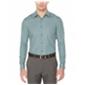 Perry Ellis Mens Ls Check Button Up Shirt
