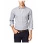 Tommy Hilfiger Mens Print Button Up Shirt