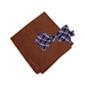 Tommy Hilfiger Mens Grid And Dot Neck Tie Set