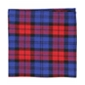 Tommy Hilfiger Mens Big Plaid Pocket Square