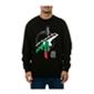 Black Scale Mens The Rbg Revolution Sweatshirt