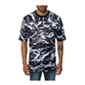 Dope Mens The Crinkle Football Jersey Graphic T-Shirt