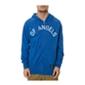 Fourstar Clothing Mens The Los Angeles Zip Up Hoodie Sweatshirt