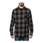 Fourstar Clothing Mens The Ishod Buffalo Ls Flannel Button Up Shirt