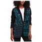 Free People Womens Better Together Blazer Jacket
