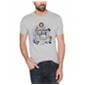 Penguin Mens Fireside Chats Graphic T-Shirt