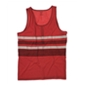 Bar Iii Mens Stripe Henley Tank