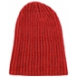 Tags Weekly Womens Solid Ribbed Beanie Hat