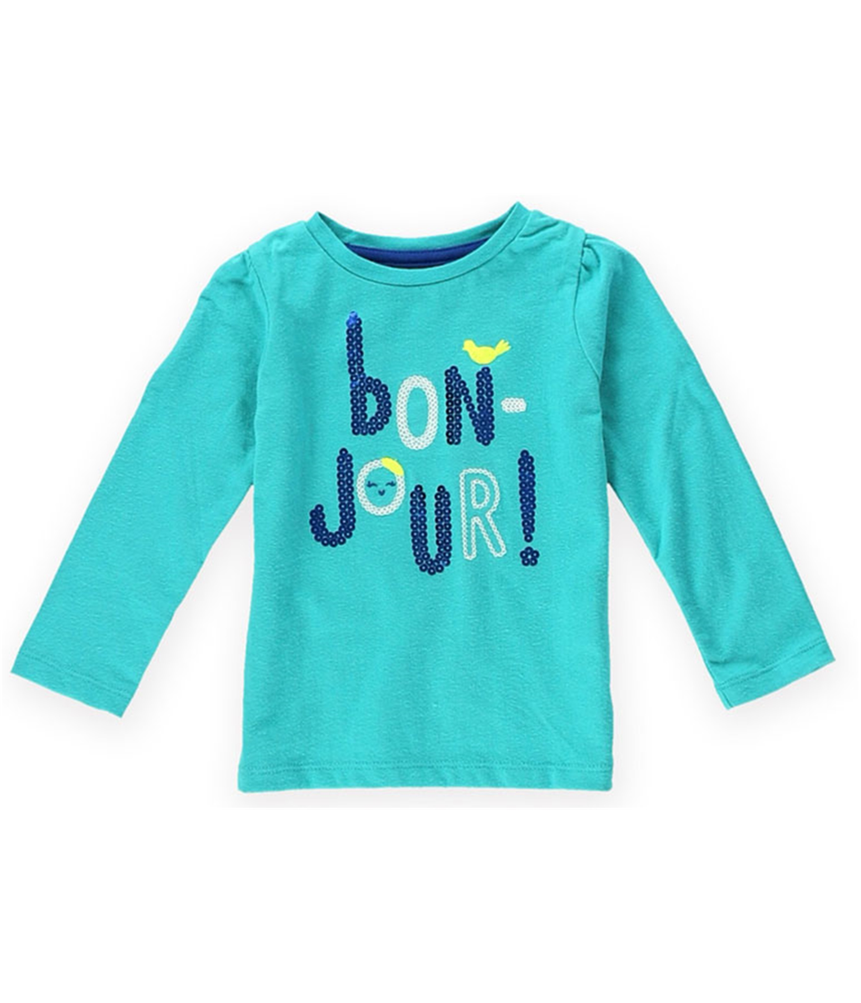 Gymboree Birthday Girl Embellished Cotton Tee Shirt 2T  New $19.95 MSRP